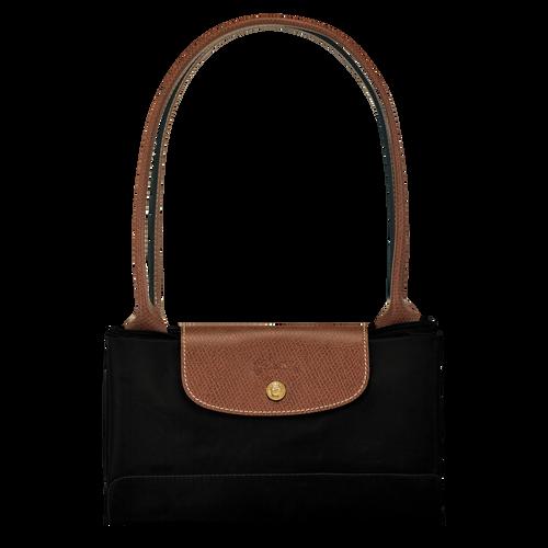 Shoulder bag L, Black, hi-res - View 4 of 4