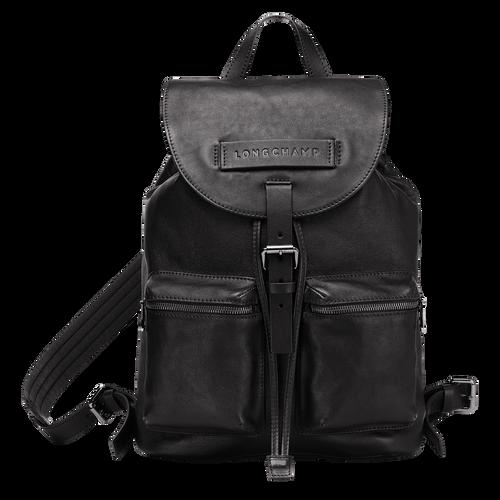 Backpack M, Black, hi-res - View 1 of 3