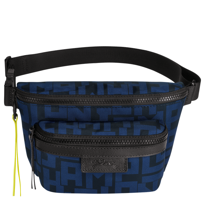 Belt bag M, Black/Navy - View 1 of  3 - zoom in