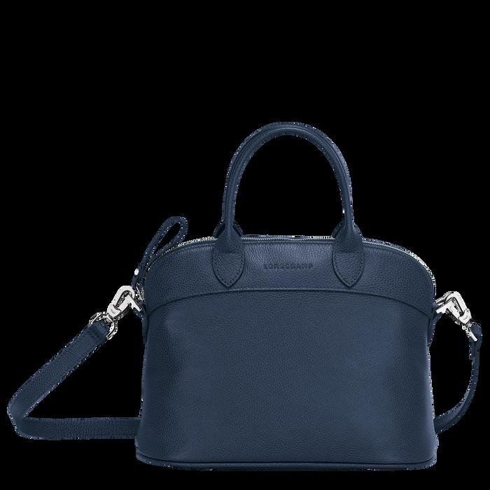 Top handle bag S, Navy - View 1 of  3 - zoom in