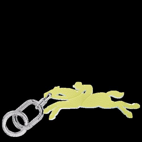 Vue 1 de Porte-clés, Jaune, hi-res
