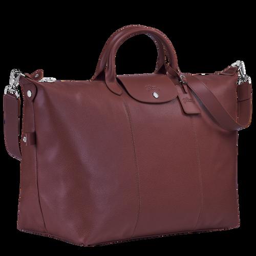 Reisetasche L, Mahagoni - Ansicht 2 von 3 -