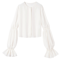 Blouse, 238 Ivory, hi-res