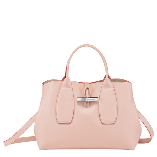 Top handle bag M, Powder - View 1 of  4 -