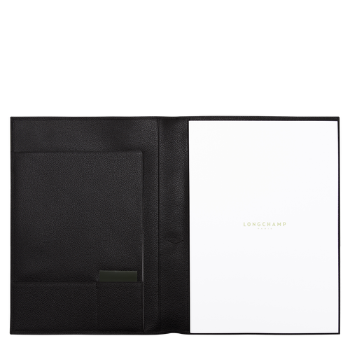Notepad cover, Black, hi-res - View 1 of 1