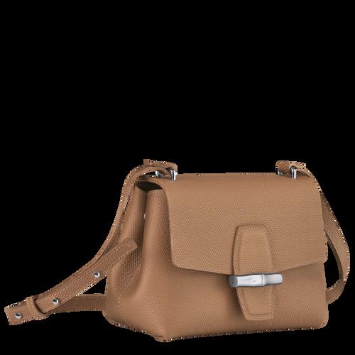 Roseau Crossbody bag S, Natural