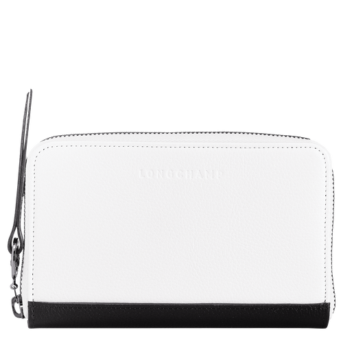 Compact wallet, White, hi-res - View 1 of 3