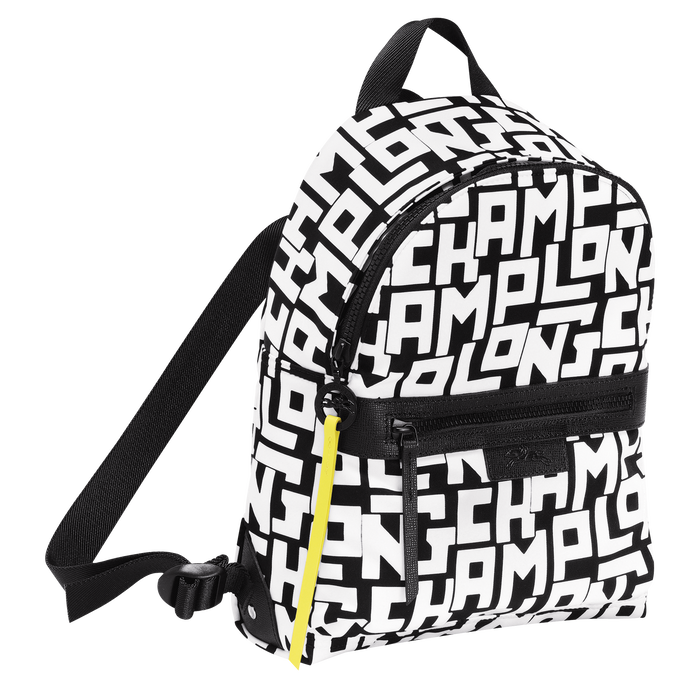 Backpack S, Black/White - View 2 of 4 - zoom in