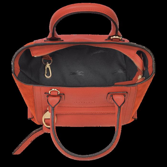 Mailbox Top handle bag S, Marmelade