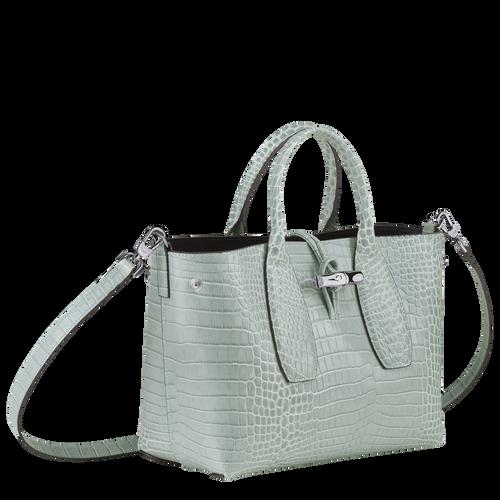 Top handle bag M, Jade - View 3 of 4 -