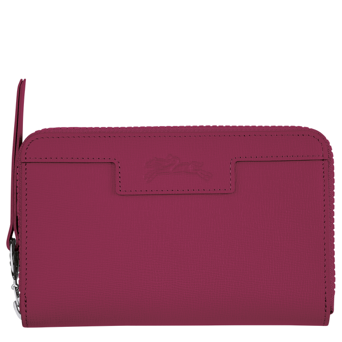 Le Pliage Néo Compact wallet, Raspberry