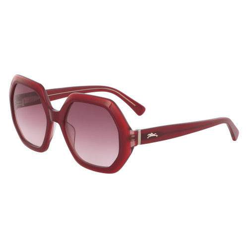 Sunglasses, D24 Cherry/Red, hi-res