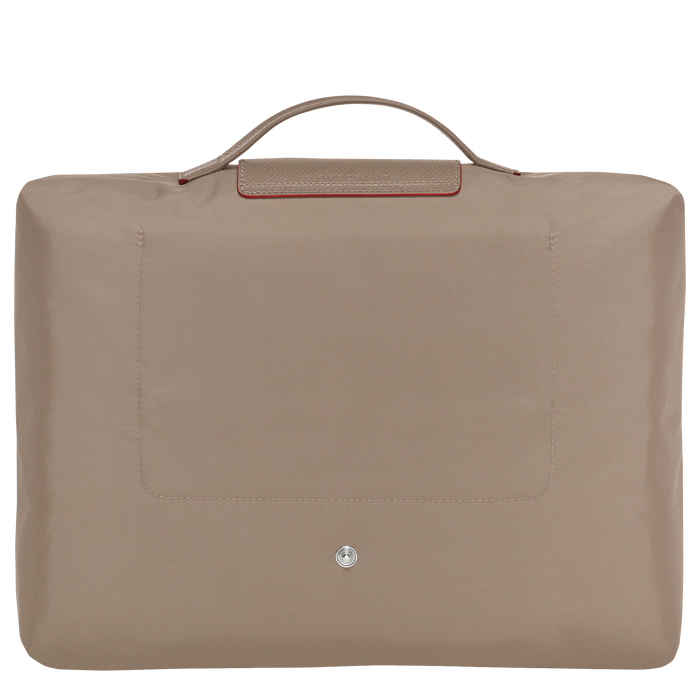 Briefcase S, Brown - View 3 of  4 - zoom in