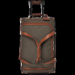 Wheeled duffle bag