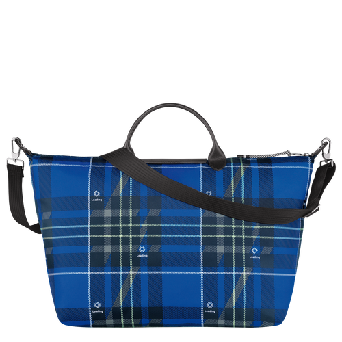 Travel bag L, Blue - View 3 of  3 -