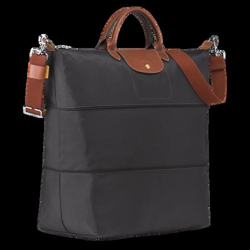 Travel bag, Gun metal - View 2 of  4 -