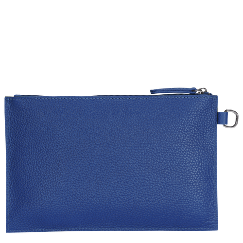 View 3 of Essential Pouch, Cobalt, hi-res