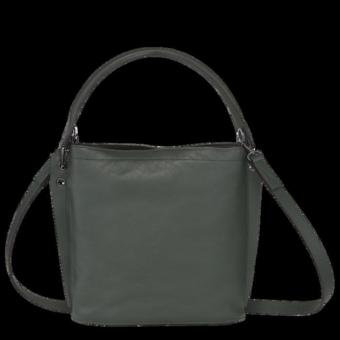 Umhängetasche, Longchamp-Gr�n - Ansicht 3 von 3 - Zoom vergrößern