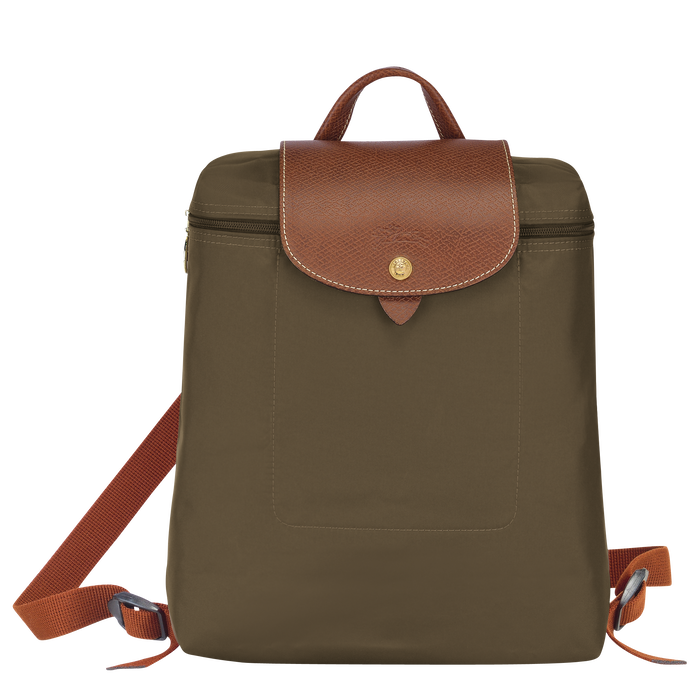 Backpack, Khaki - View 1 of 5 - zoom in