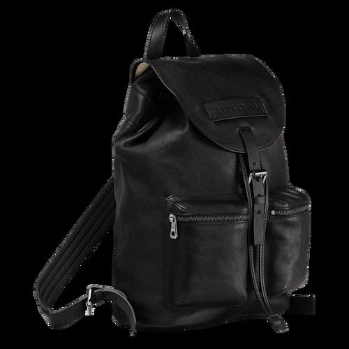 Backpack M, Black, hi-res - View 2 of 3