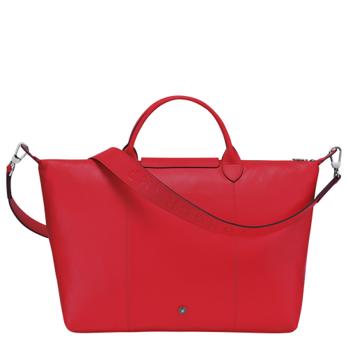 Top handle bag L, Red - View 3 of  8.0 -