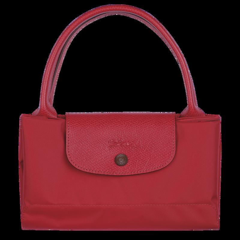 Le Pliage Club Top handle bag M, Red
