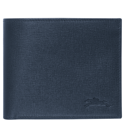 Portemonnee, Marineblauw - Weergave 1 van  2 -