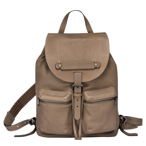 Backpack M, 015 Taupe, hi-res