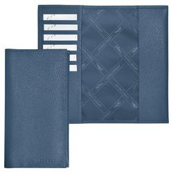 Checkbook holder, 729 Pilot blue, hi-res