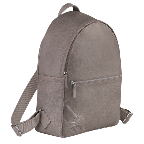 Backpack, Taupe - View 2 of 3 -