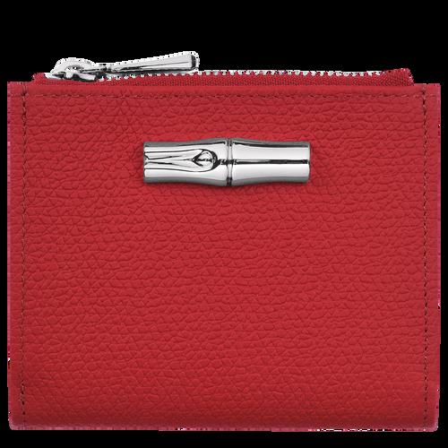 Cartera compacta, Rojo - Vista 1 de 2 -
