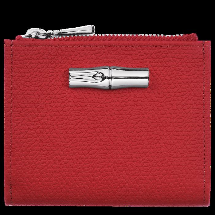 Cartera compacta, Rojo - Vista 1 de 2 - ampliar el zoom