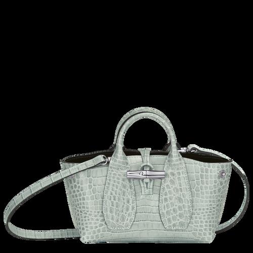 Top handle bag XS, Jade - View 2 of  4.0 -