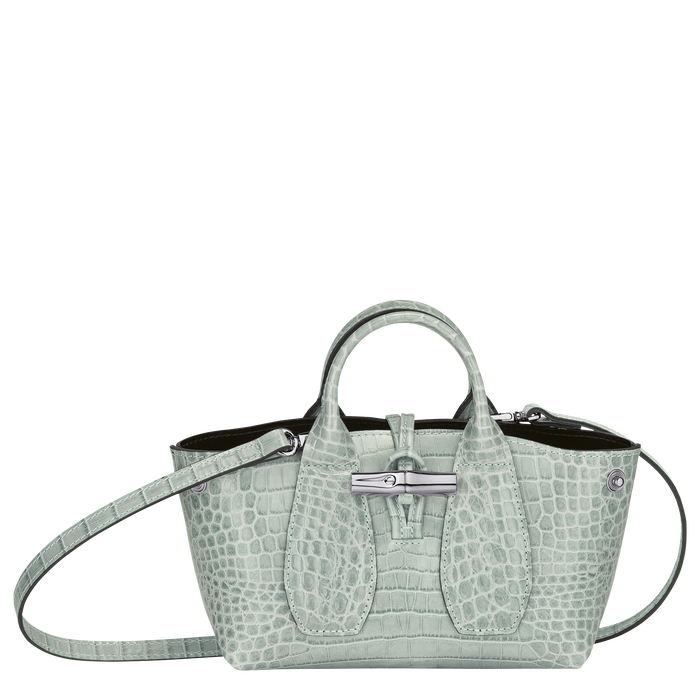 Top handle bag XS, Jade - View 2 of  4.0 - zoom in
