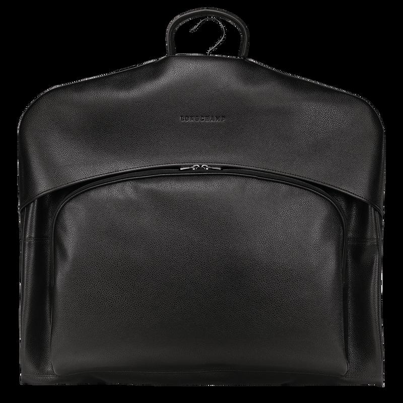 Le Foulonné Garment cover, Black