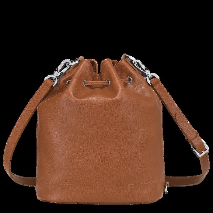 Bucket bag M Le Foulonné Caramel (10062021F72)   Longchamp EN