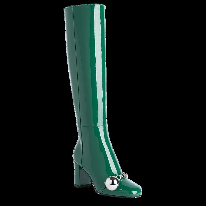 Boots, Green havana - View 2 of 3 - zoom in