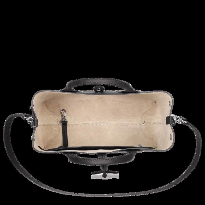 Top handle bag M, Black - View 5 of 5 - zoom in