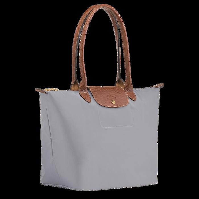 Le Pliage Original Shoulder bag L, Grey