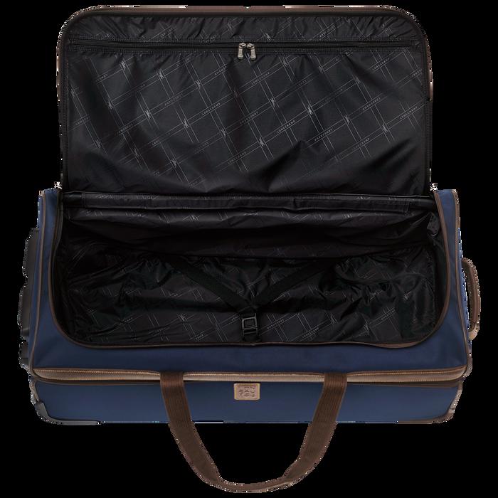 Wheeled duffle bag, Blue, hi-res - View 3 of 3