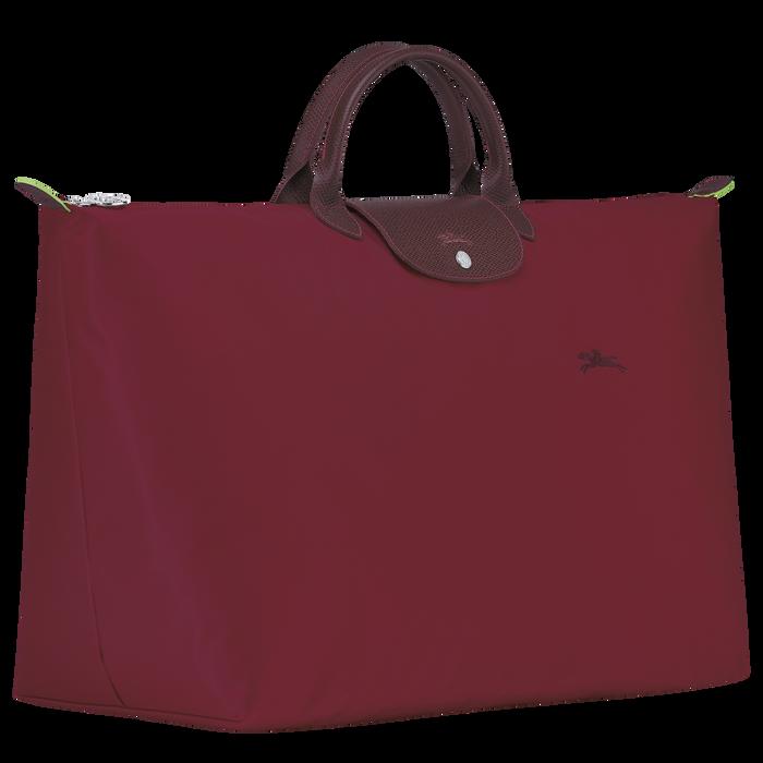 Le Pliage Green Travel bag XL, Red