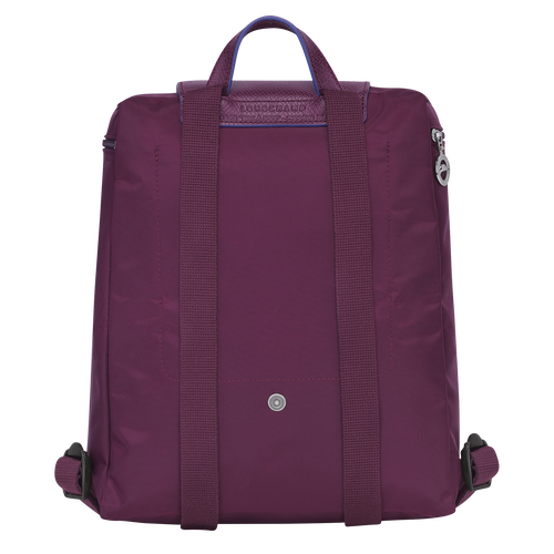 Backpack, Plum - View 3 of  4 -