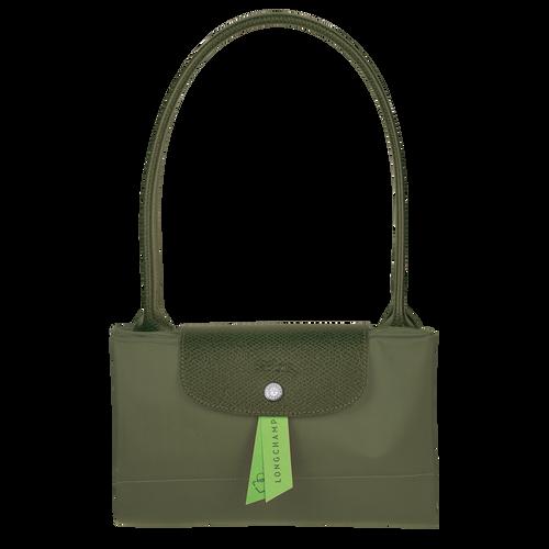 Le Pliage Green Shoulder bag L, Forest