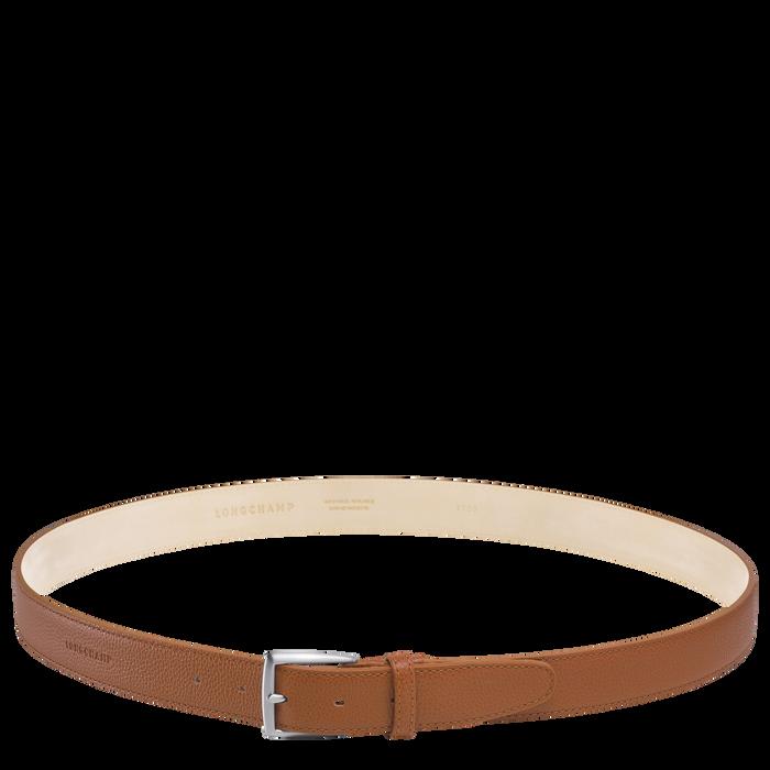 Men's belt, Caramel - View 1 of 1 - zoom in