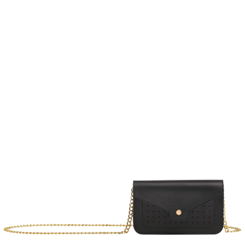 Wallet on chain, Black/Ebony - View 1 of  3 -