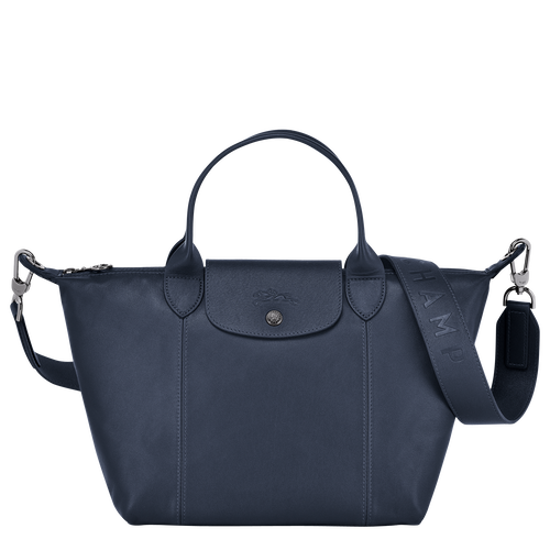 Top handle bag S, Navy - View 1 of  4 -