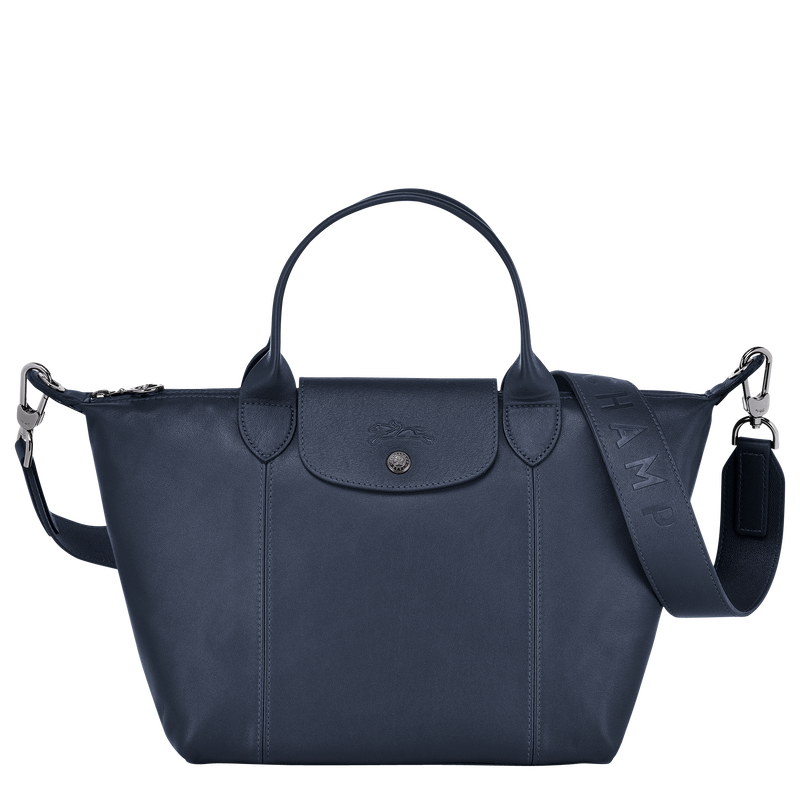 Top handle bag S, Navy - View 1 of  4 - zoom in
