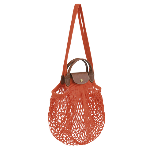 Top handle bag, Orange - View 2 of  3.0 -