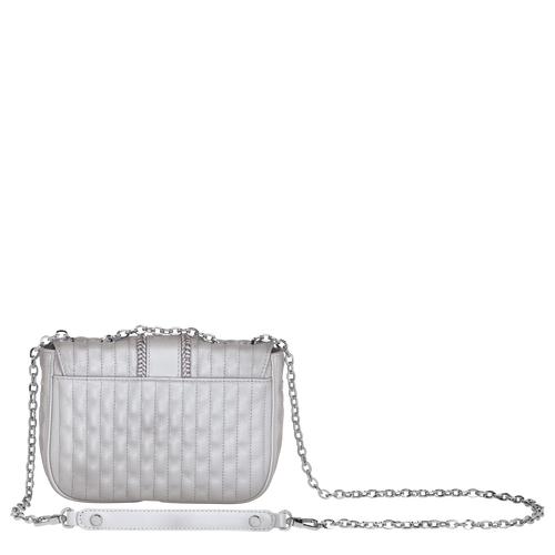 Shoulder Bag XS, Pearl, hi-res - View 3 of 3