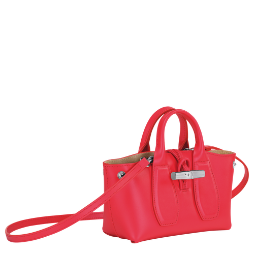 Top handle bag XS, Poppy, hi-res - View 3 of 4
